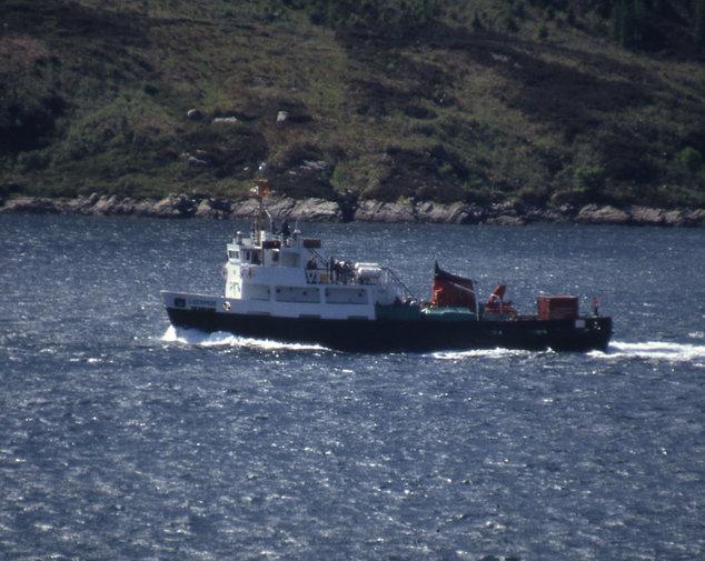 MV Lochmor MW Wilson