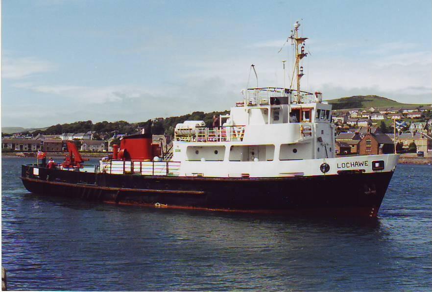 MV Lochmor - Photo Copyright Russ McLean