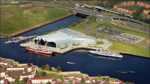 TS Queen Mary - Intended New Home at Riverside Museum
