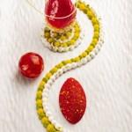 federica russo fabrizio galla fragola dolce al piatto pistacchio limone concorso