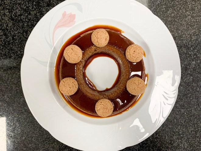 bonet dolce piemontese amaretti rum cacao latte panna federica russo budino storia tipico ricetta
