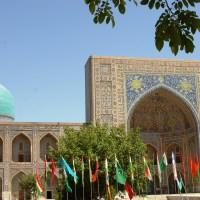 UZBEKISTAN TURKMENISTAN IRAN