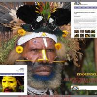 PAPUA NUOVA GUINEA I Gli Huli della Nuova Guinea: un popolo a colori