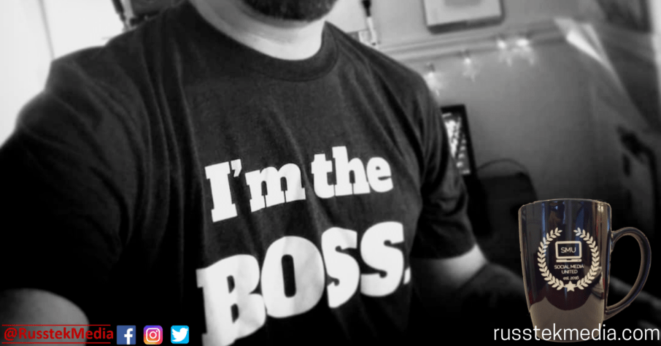 I'm The BOSS Blog web