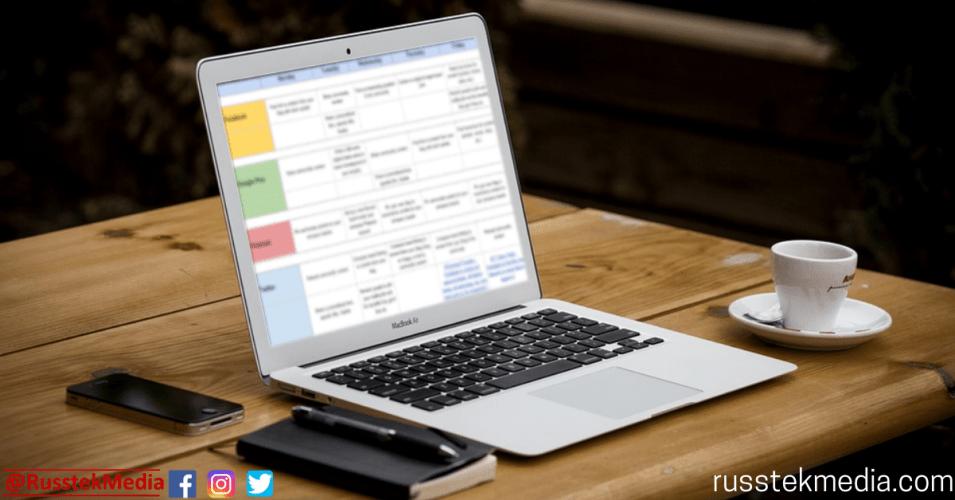 Content Calendar blog