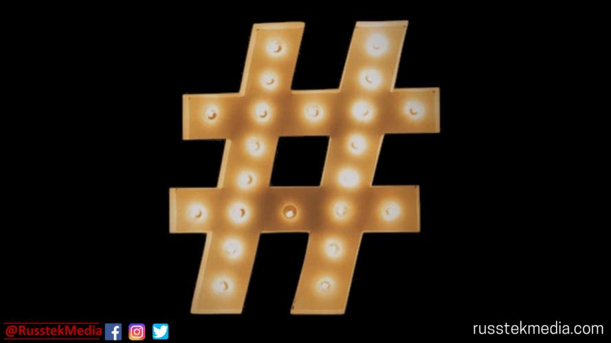 Hashtag blog