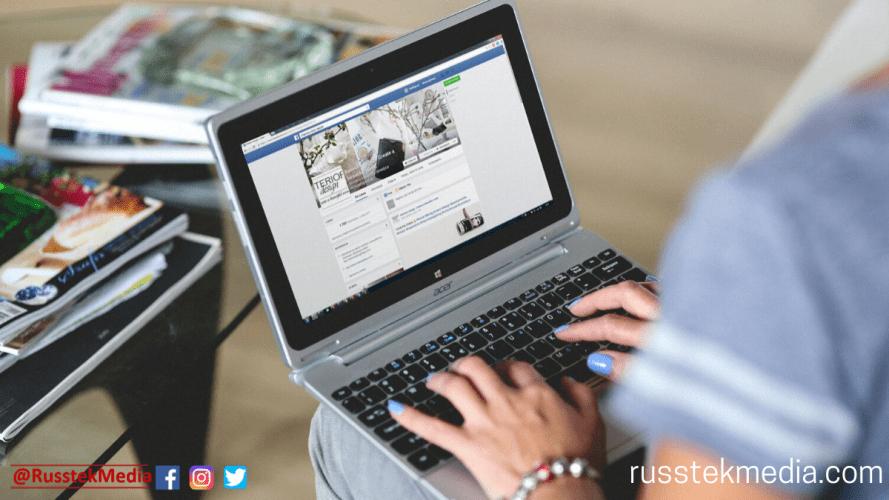 Facebook Group blog
