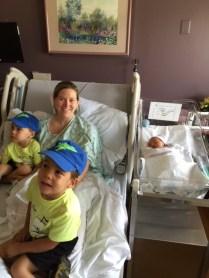 Hospital Kristi Raiden & Twins IMG_0185