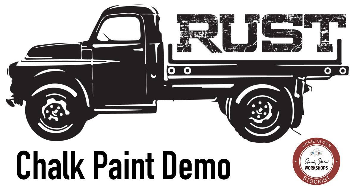 Chalk Paint Demo