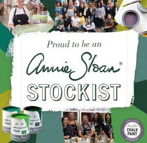 Annie Sloan Stockist