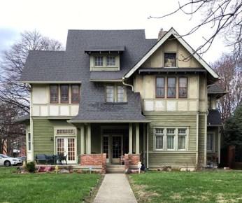 Butler-Bradbury-Vonnegut House 2016