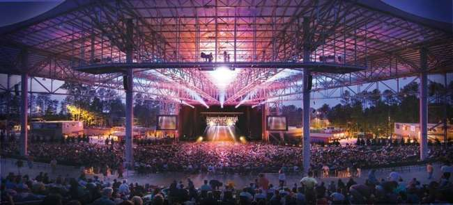 Summer Concerts Outdoors