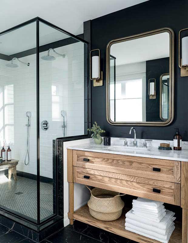 modern rustic bathroom ideas rustic