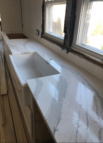 Counters with sink