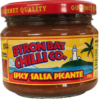 Byron Bay Chilli Co Spicy Salsa Picante