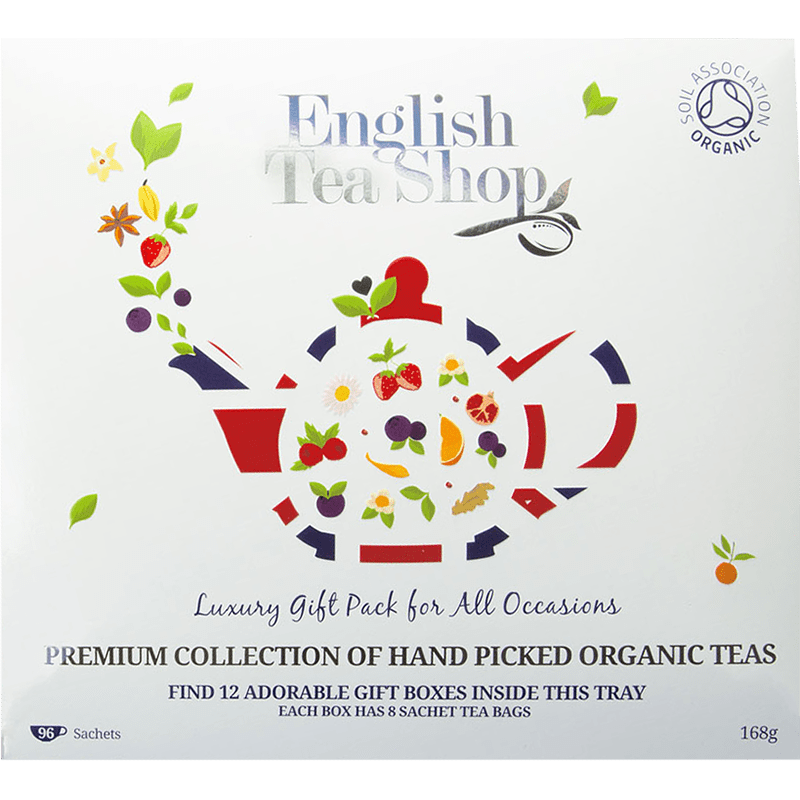 English Tea Shop Luxury Gift Pack 96 Tea Bags