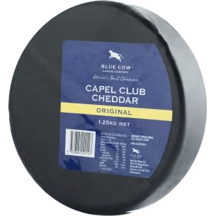 Blue Cow Capel Club Cheddar