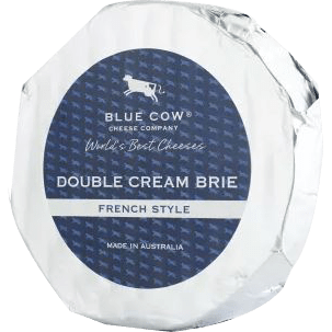 Blue Cow French Style Double Cream Brie
