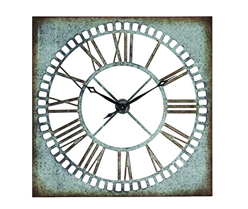 Benzara Manhattan Exclusive Wall Clock