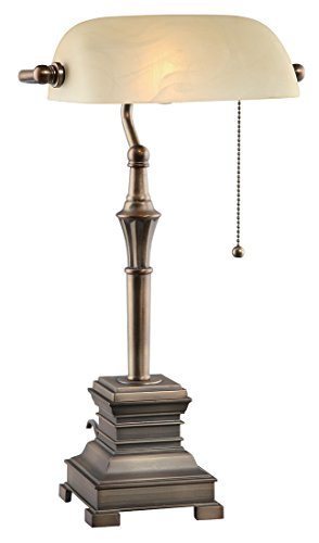 Crestview CVAER298 Compton Desk Lamp