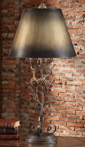 Iron Twig Table Lamp (CIAER100)