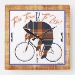 TAKE TIME TO LIVE WALL CLOCK
