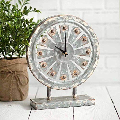 CTW Home Collection Windmill Tabletop Clock