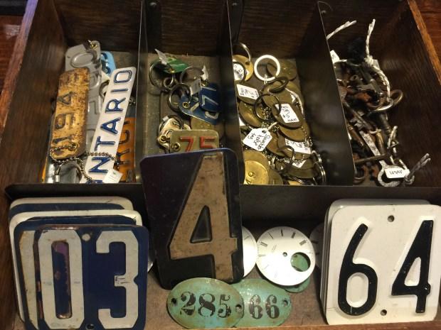 Keys & Tags
