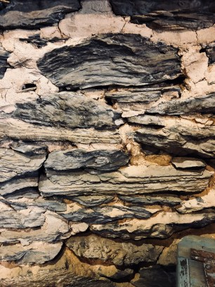 Old Rock Wall