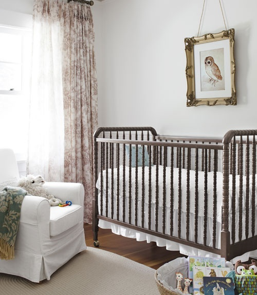 Ren's Nursery Room Inspiration