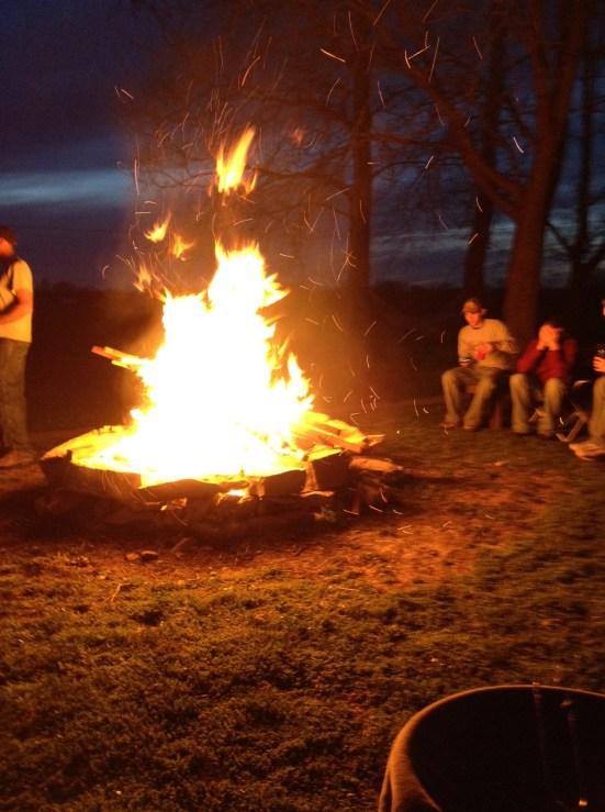 Fire is a Blazin'!!!