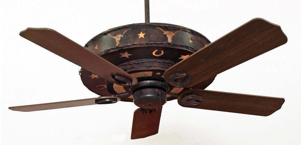 copper canyon longhorn ceiling fan kiva select