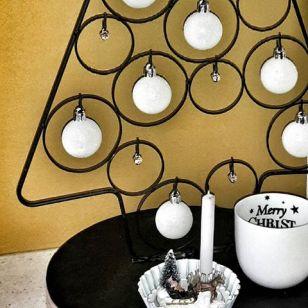 kerst en okergeel