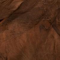 Parasol cocabladeren bruin L