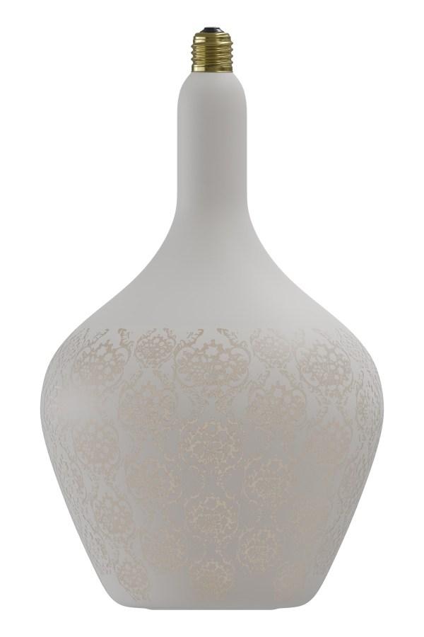 Versailles Blanc Baroque led lamp 5W 150lm 1800K Dimbaar