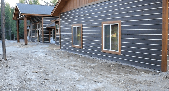 Channel Rustic Siding Products