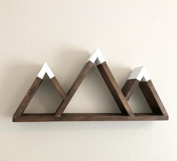 Mountain Shelves