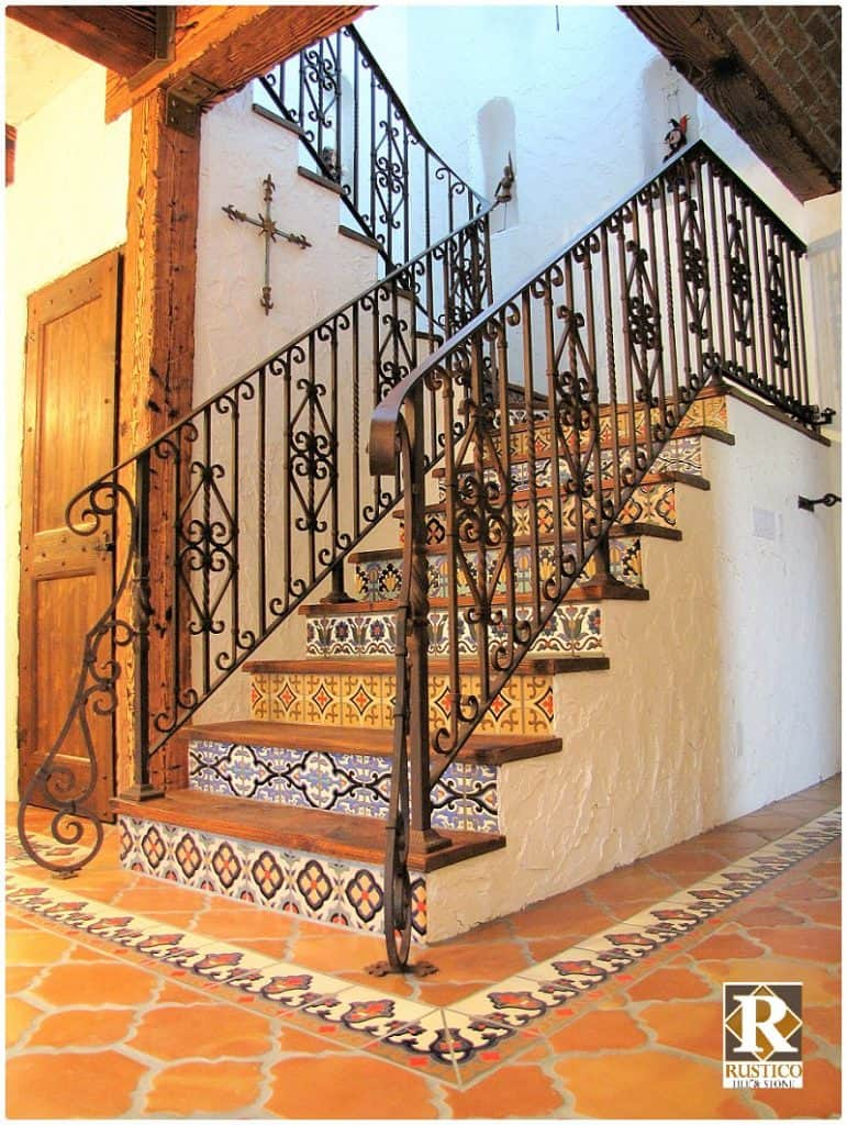mexican tile video spanish tiles