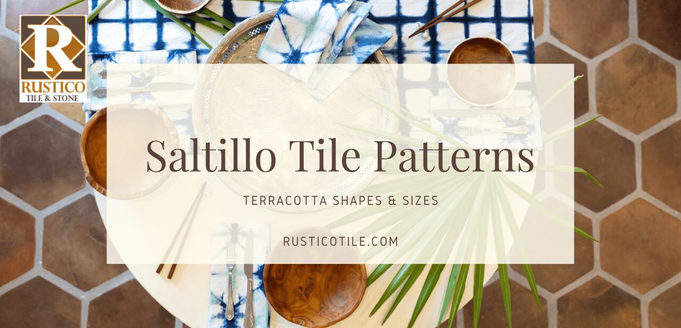 saltillo shapes sizes saltillo tile rustico tile and stone