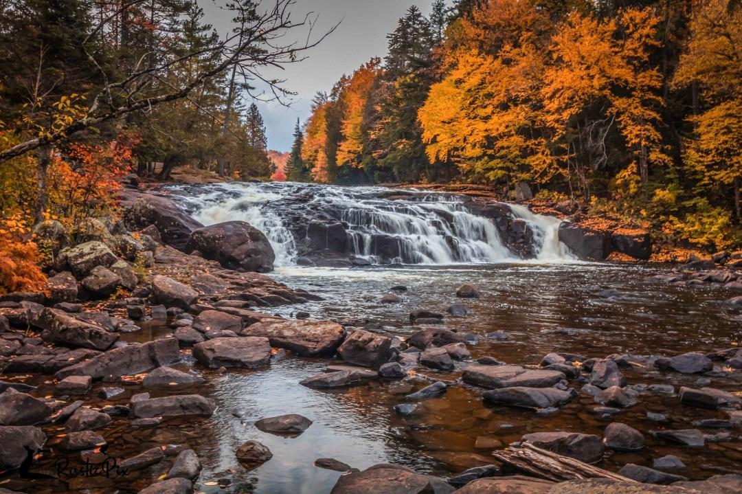 Buttermilk Falls Long Lake NY (2)-2