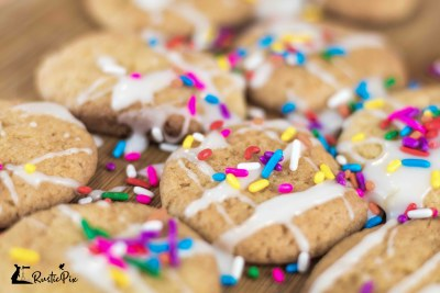 bakery sprinkles cookies