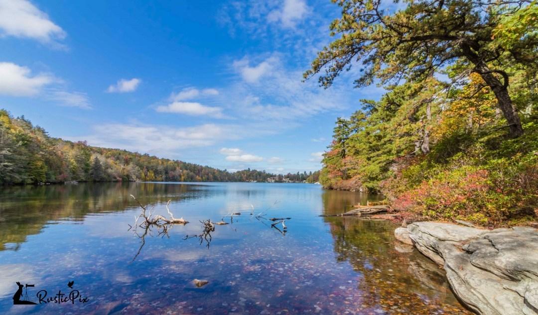 Minnewaska State Park, NY, fall