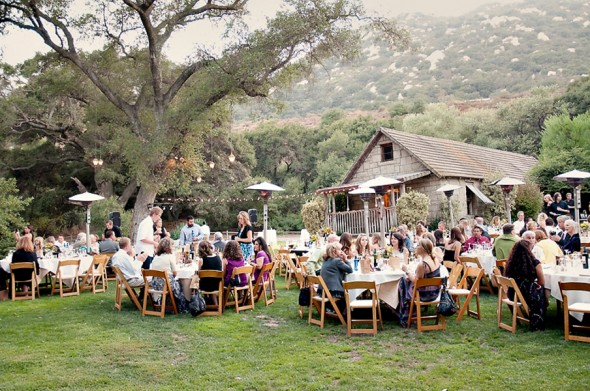 Outdoor Wedding In Temecula Ca Temecula Creek Inn Part Ii Rustic Wedding Chic