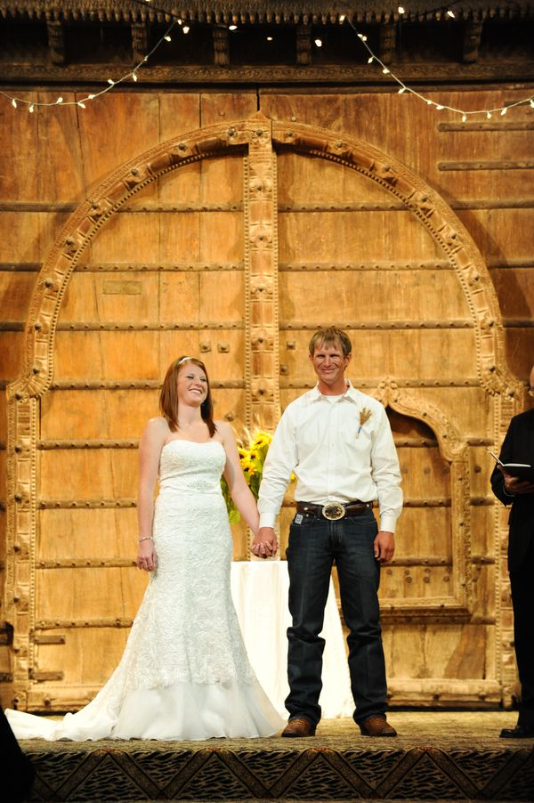 Sunflower Theme Country Wedding Rustic Wedding Chic