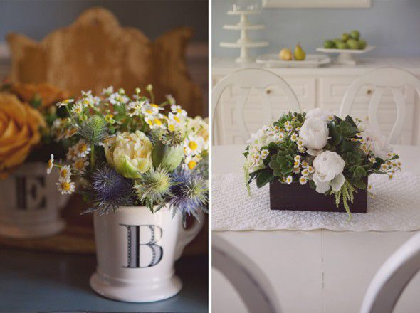 Rustic Themed Bridal Shower