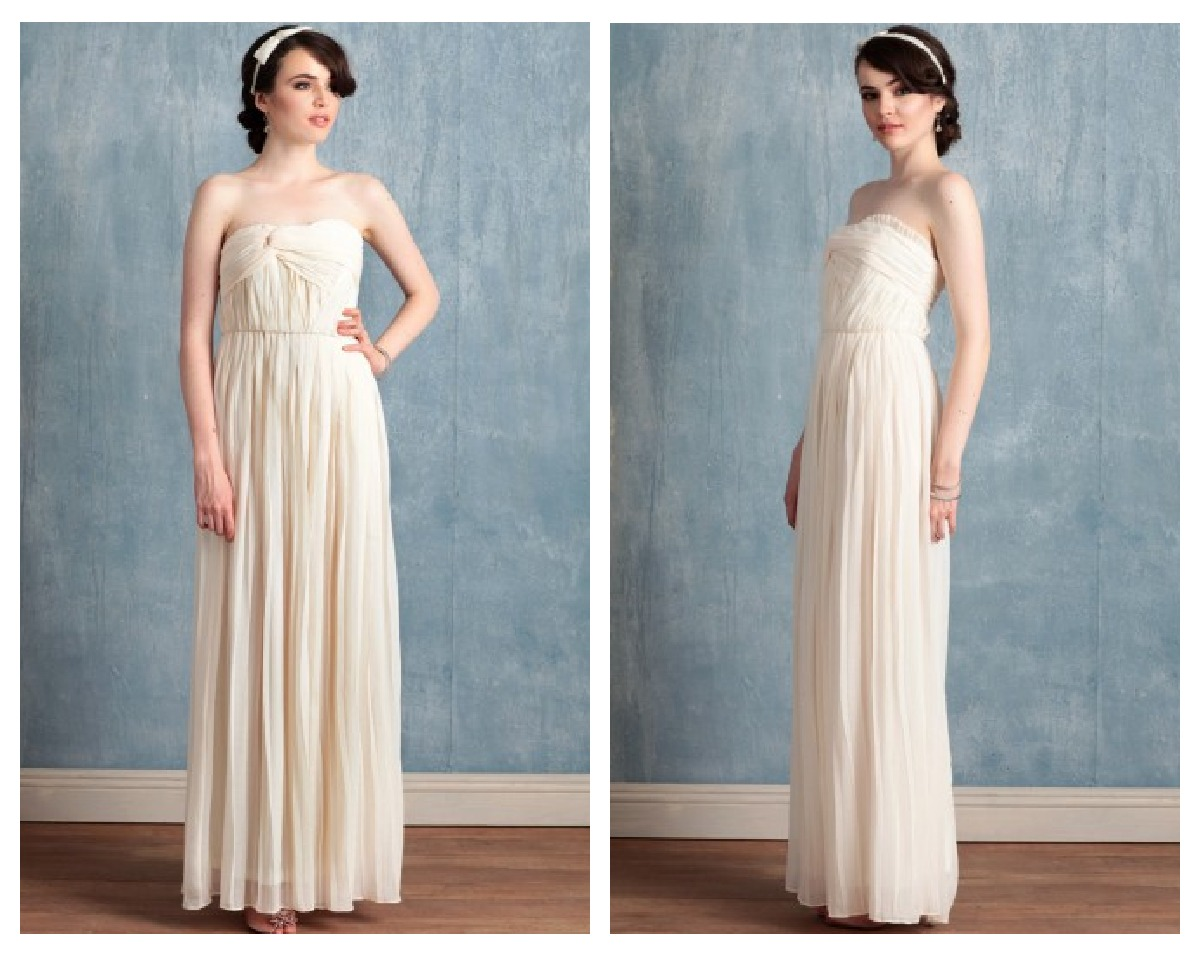 Vintage Style Wedding Gowns On A Busget