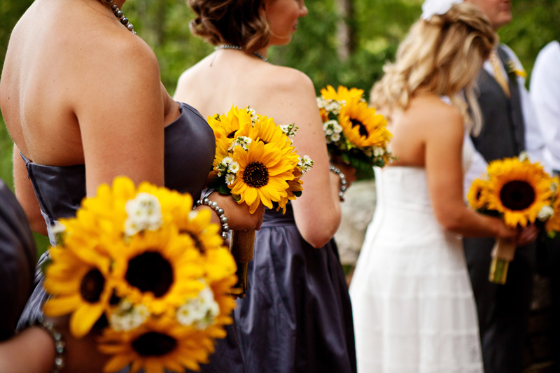 Rustic Camp Style New Hampshire Wedding