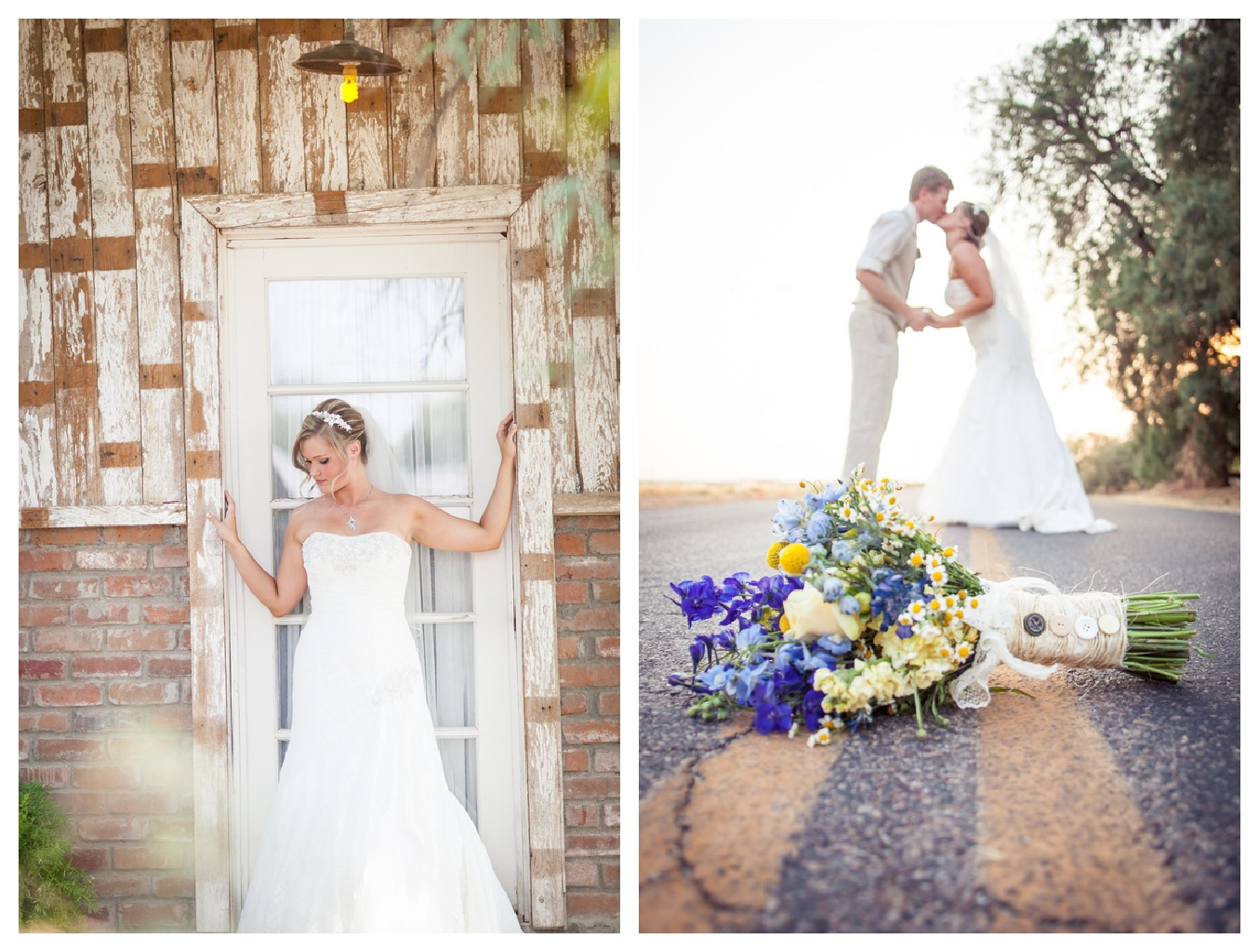 Arizona Country Wedding At The Windmill Winery