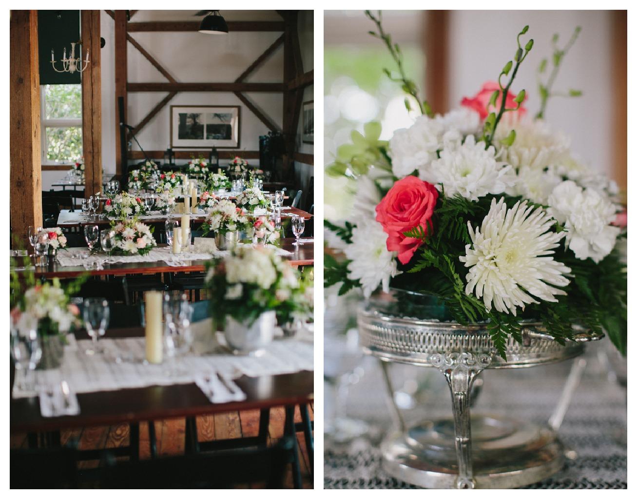Rustic Illinois Barn Wedding