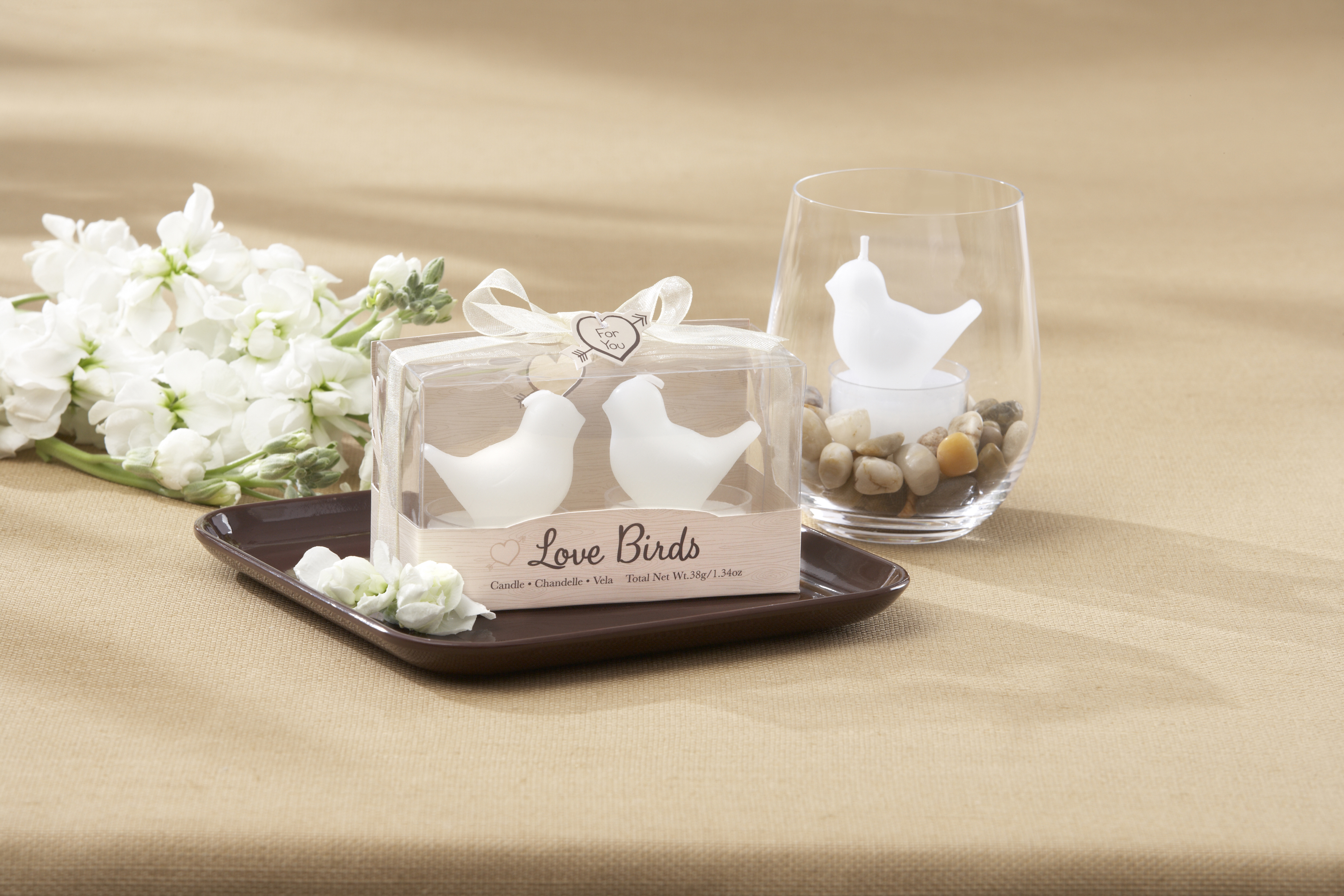 Rustic Wedding Favors By Kate Aspen